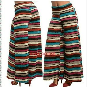 Pants - Palazzo pants bottoms trousers Boho chic