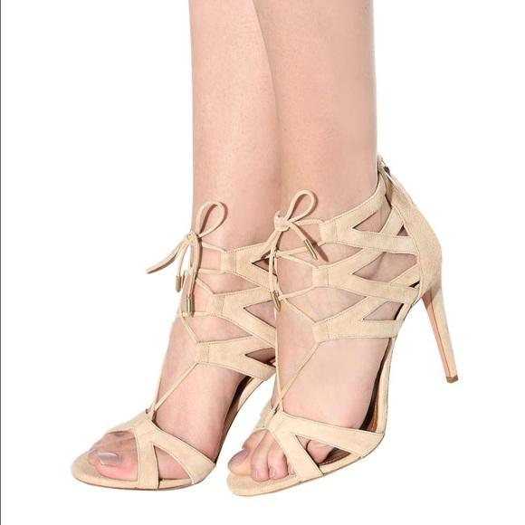 Aquazzura Beverly Hills 105 suede sandals nqz43