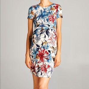Hello MIZ Dresses & Skirts - Hello Miz Twist Front Maternity Dress