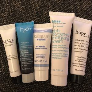 Assorted Other - Travel Moisturizers