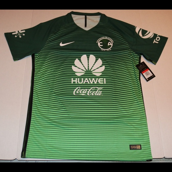 purchase cheap f24b0 e776f Club America jersey centenario de leyendas NWT