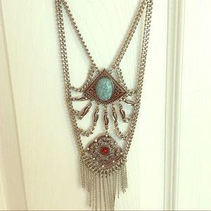 Jewelry - BoHo Chic NWOT Necklace