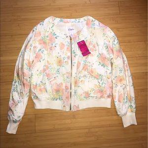Candie's Jackets & Blazers - Flower Jacket