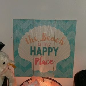 Unbranded Accessories - HOME DECOR cute pallet wall hanging art