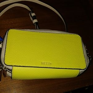 Reed Krakoff Handbags - NWT Reed Gallery Solar Yellow Crossbody