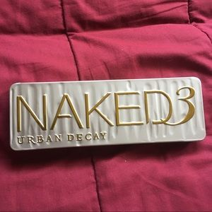 Urban Decay Other - Naked 3 Palette Brand New With Box
