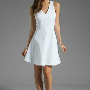 Joie Norton Dress in White