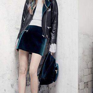 Sandro Dresses & Skirts - Sandro velvet skirt