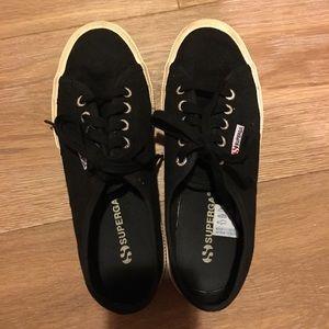 Superga Shoes - Black supergas