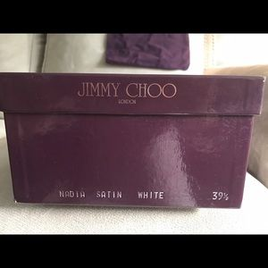 e52d083a9fb Jimmy Choo Size 9.5 NEW for wedding 👰 or Prom NWT