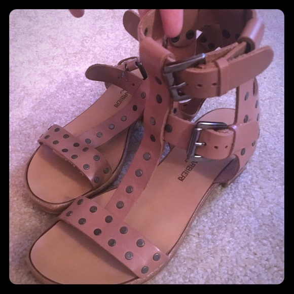 948d1a472909 barbara barbieri Shoes - Barbara Barbieri Italian leather gladiator sandals