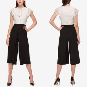 Jessica Simpson dressy croped pants jumpsuit