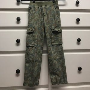 Tea Collection Other - Tea cargo camo chino pants. SZ 8. Great condition