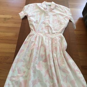 Diane von Furstenberg Dresses & Skirts - Two piece DVF skirt and blouse