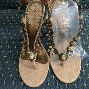 SCHUTZ Shoes - Schutz high hells sandals