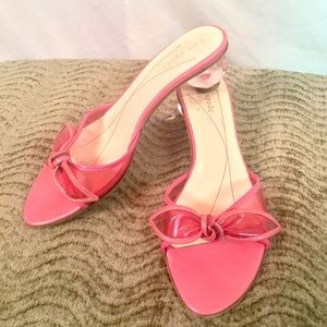 Kate Spade Coral Sandals