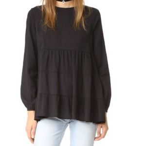 Sincerely Jules Tops - Sincerely Jules Frida Flowy Top