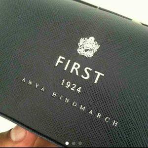 Anya Hindmarch Accessories - First 1924 Anya Hindmarch