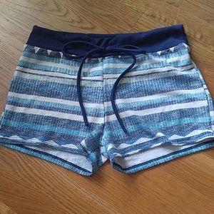 12 Pm By Mon Ami Pants - COMFY shades of blue shorts