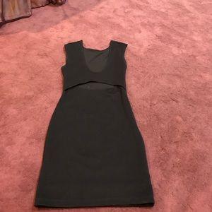 Bec & Bridge Dresses & Skirts - Reversible black mini dress