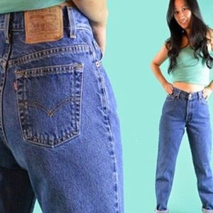 Urban Outfitters Denim - High Waisted Levi's
