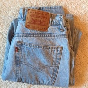 Urban Outfitters Denim - High Waisted Vintage Levi's