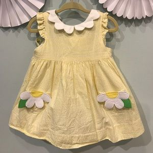 Florence Eiseman Other - Florence Eiseman Sunflower Pocket Dress