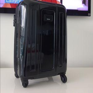 Tumi Handbags - TUMI HARD CASE INTL CARRY ON -NWT