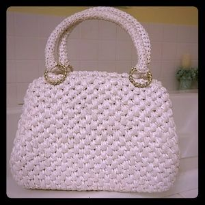 Vintage Handbags - Vintage summer bag