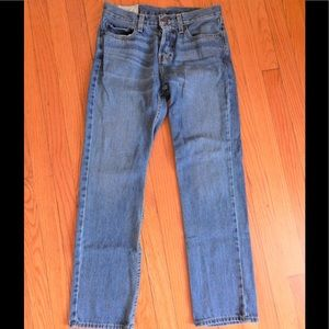 Hollister Other - Hollister Men's Slim Straight Jeans Sz 29x30