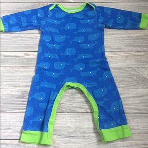 Gerber Other - Whale Pajamas