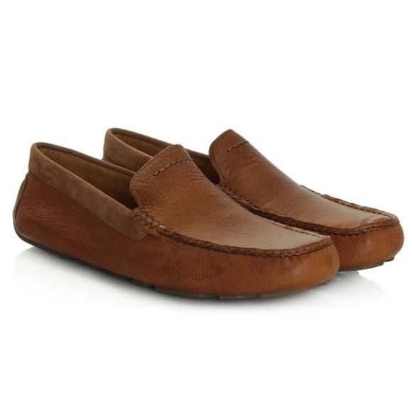 475d9a0f615 Last 1!❤️NWT Men's Ugg Henrick Driving Mocs Shoes NWT