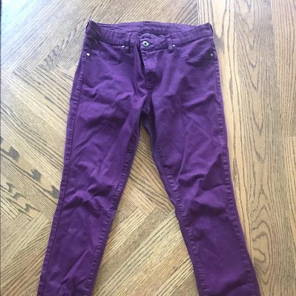 Purple Clothes for Purple Men. Oxford Solid % Cotton Purple Dress Shirt - Only a few sizes left!