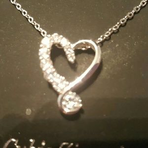 jcpenney Jewelry - SPRING SALE HEART NECKLACE