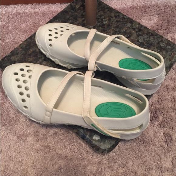 Velcro Close Shoes Women