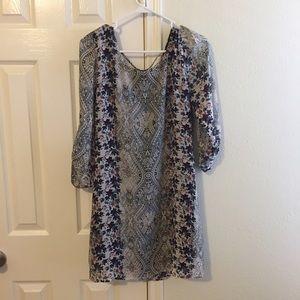 Speechless Dresses & Skirts - 2.49 shipping Speechless Boho Strap Back Dress