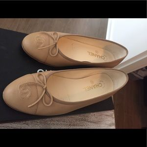 CHANEL Shoes - Chanel ballerinas