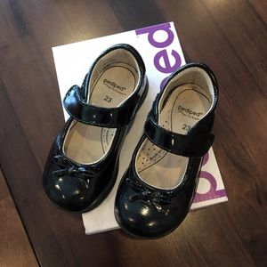 pediped Other - Girl's Parent Leather pediped Flex shoes
