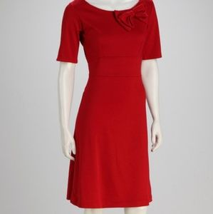sale! Shabby Apple Red caledonia dress