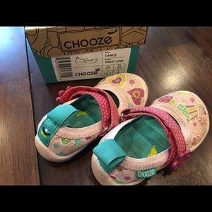Chooze Other - Girl's CHOOZE Mary Jane Shoes