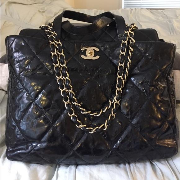 31aed9181a5c CHANEL Bags | Authentic Portobello Tote | Poshmark