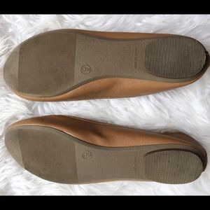 Old Navy Shoes - Brown Old Navy Bow Flats