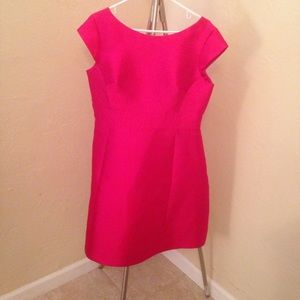 Kate Spade ♠️  Pink Backless Mini Dress NWOT
