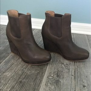 Corso Como Shoes - NWT Corso Como Leather Coast Booties