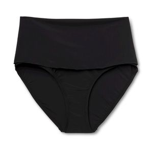 Ava & Viv Other - 🆕Ava & Viv Folded Waist Swim Bottoms