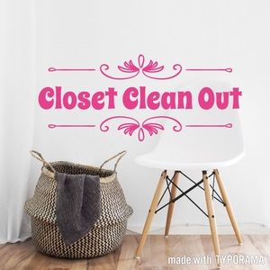 Accessories - New Inventory - Closet Clean Out