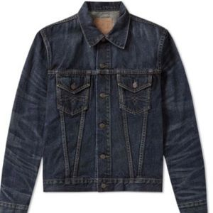 RRL Ralph Lauren Denim Jacket