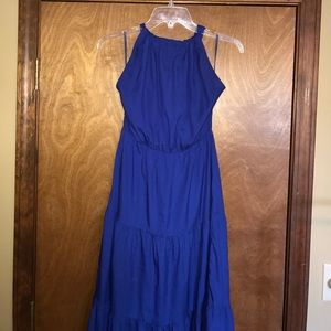 Chelsea & Violet Dresses & Skirts - Chelsea & Violet Royal Blue Sundress