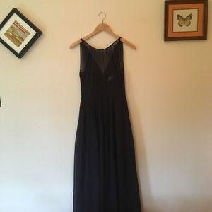 J. Crew Dresses & Skirts - J. Crew Megan dress in long silk chiffon