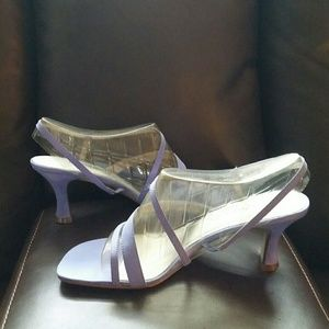 Elements by Nina Shoes - Wild Lilac strapped sandals